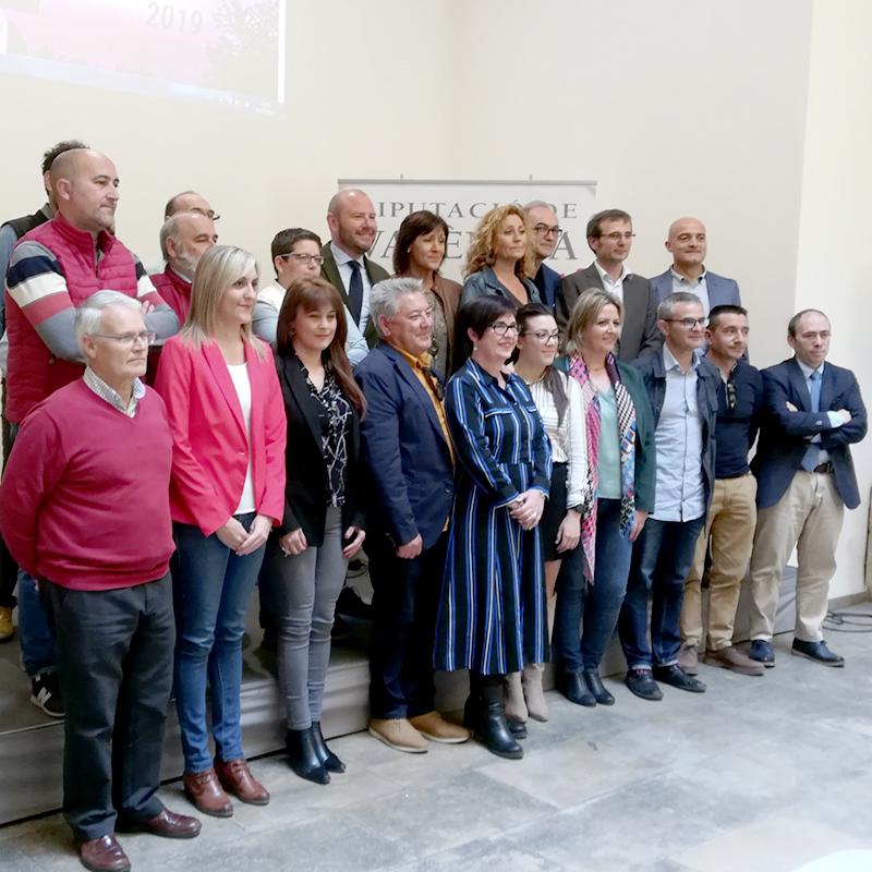 Presentación de la 22ª edición del Circuito de la Diputación Valencia